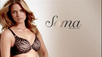 Soma TV Spot For Vanishing Back Bra Collection