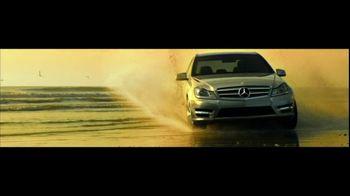 2012 Mercedes-Benz C 250 Sport TV Spot, 'Summer Event' - Thumbnail 3