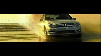 2012 Mercedes-Benz C 250 Sport TV Spot, 'Summer Event' - 264 commercial airings