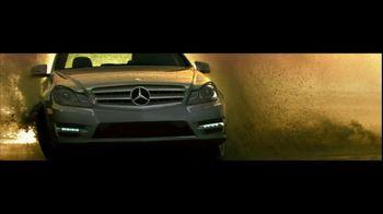 2012 Mercedes-Benz C 250 Sport TV Spot, 'Summer Event' - Thumbnail 5
