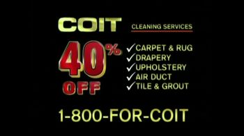 Coit TV Spot For Clean Air Ducts - Thumbnail 4