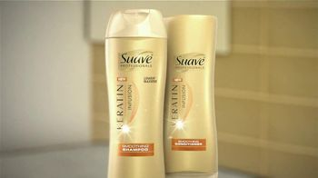Suave Professionals Keratin TV Spot - 238 commercial airings