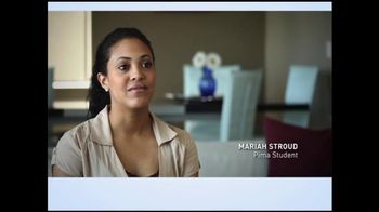 Pima Medical Institute TV Spot For Pima Medical Institute Featuring Mariah  - Thumbnail 1