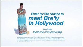 Jenny Craig TV Spot featuring Bre'ly Evans - Thumbnail 4