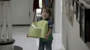 Clorox Bleach TV Spot, 'Potty Training' - Thumbnail 2