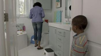 Clorox TV Spot, 'Bathroom Surprise' - Thumbnail 4