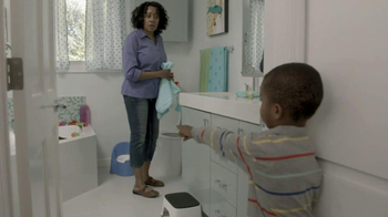 Clorox TV Spot, 'Bathroom Surprise'