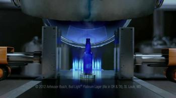 Bud Light Platinum TV Spot, 'Turning Gold into Platinum' - Thumbnail 4