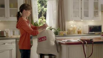Glad TV Spot For Glad Trash Bags - Thumbnail 5