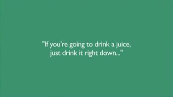 ProNamel TV Spot, 'Drinking Juice' - Thumbnail 1