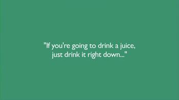 ProNamel TV Spot, 'Drinking Juice' - Thumbnail 2