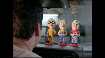 Pep Boys TV Spot For Bobbleheads Engine Light - Thumbnail 1
