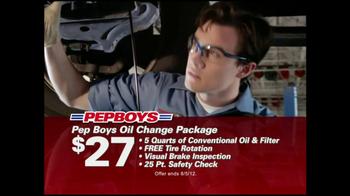 Pep Boys TV Spot For Bobbleheads Engine Light - Thumbnail 5