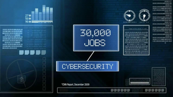University of Maryland University College TV Spot For Cyber Security Jobs - Thumbnail 1