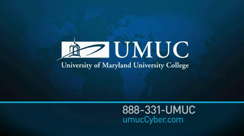 University of Maryland University College TV Spot For Cyber Security Jobs - Thumbnail 10