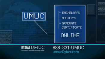 University of Maryland University College TV Spot For Cyber Security Jobs - Thumbnail 5