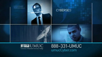 University of Maryland University College TV Spot For Cyber Security Jobs - Thumbnail 7