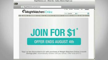 Weight Watchers TV Spot For Online Weight Tracker - Thumbnail 9