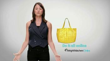 Weight Watchers TV Spot For Online Weight Tracker - Thumbnail 2