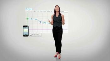 Weight Watchers TV Spot For Online Weight Tracker - Thumbnail 4