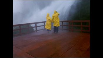 Thompson's Water Seal TV Spot For Wood Protector At Niagara Falls