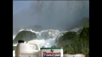 Thompson's Water Seal TV Spot For Wood Protector At Niagara Falls - Thumbnail 4