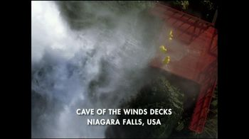 Thompson's Water Seal TV Spot For Wood Protector At Niagara Falls - Thumbnail 8