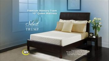 Sam's Club TV Spot For Serta Memory Foam Mattress