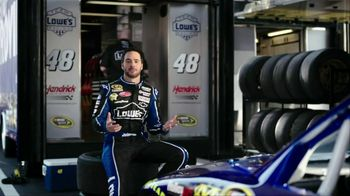 Sprint/Nextel TV Spot For Data Dilemma Techno Featuring Jimmie Johnson - Thumbnail 1