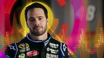 Sprint/Nextel TV Spot For Data Dilemma Techno Featuring Jimmie Johnson - Thumbnail 7
