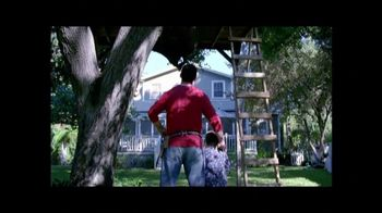 Smucker TV Spot For Jif Peanut Butter Treehouse  - 96 commercial airings