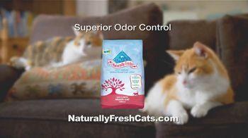 Blue Naturally Fresh Cat Litter TV Spot For Cat Litter Made From Walnuts - Thumbnail 3