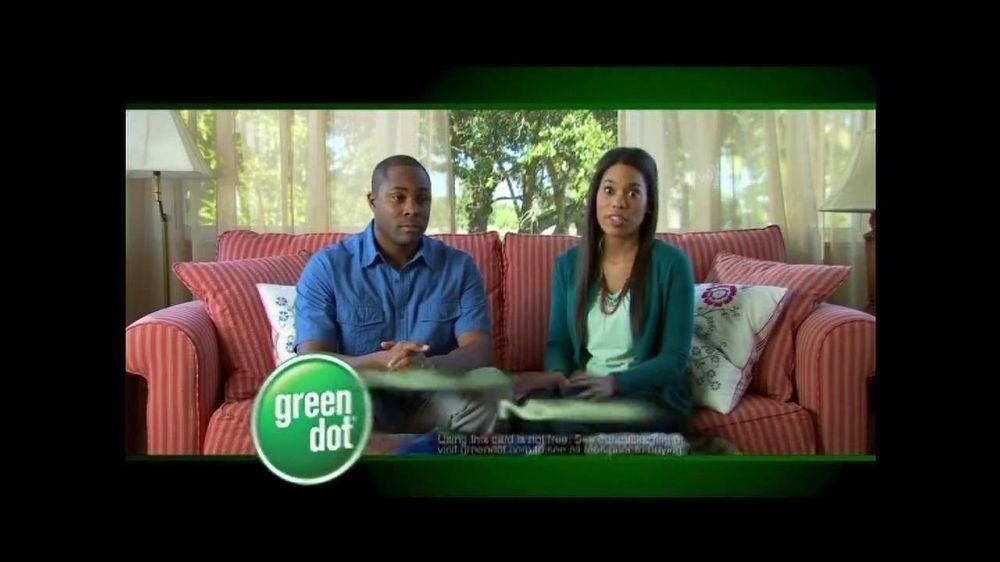 Green Dot TV Commercial For Prepaid Debit Card
