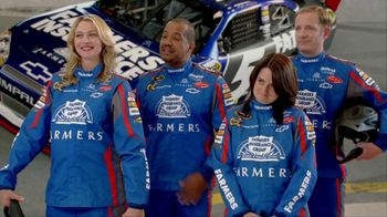 Farmers Insurance TV Spot For Fire Suit Featuring Kasey Kahne - Thumbnail 4