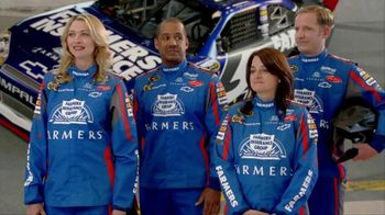 Farmers Insurance TV Spot For Fire Suit Featuring Kasey Kahne - Thumbnail 5