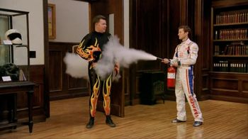 Farmers Insurance TV Spot For Fire Suit Featuring Kasey Kahne - Thumbnail 8