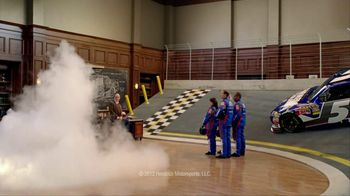 Farmers Insurance TV Spot For Fire Suit Featuring Kasey Kahne - Thumbnail 9