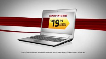 XFINITY Internet and Constant Guard TV Spot, 'Fast and Safe' - Thumbnail 2