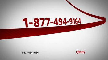 XFINITY Internet and Constant Guard TV Spot, 'Fast and Safe' - Thumbnail 4