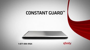 XFINITY Internet and Constant Guard TV Spot, 'Fast and Safe' - Thumbnail 6