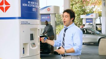 ARCO TV Spot For WOO No Credit Card Fees - 259 commercial airings