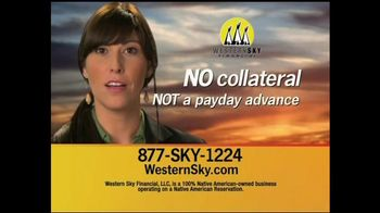 Western Sky Financial  TV Spot, '$5,000 By Tomorrow' - Thumbnail 1