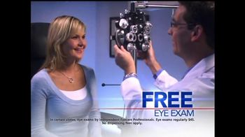 America's Best Contacts and Eyeglasses TV Spot For Two Pairs of Glasses