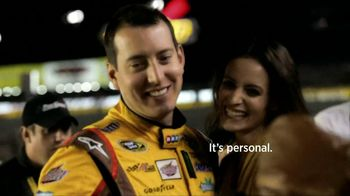 NASCAR/Grand-Am Road Racing TV Spot For It's Personal Featuring Kyle Busch