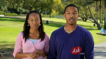 Ask.com TV Spot For 100 Million People Answered  - Thumbnail 1