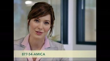 Amica Mutual Insurance Company TV Spot, 'Agent and Client' - Thumbnail 2