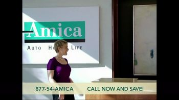 Amica Mutual Insurance Company TV Spot, 'Agent and Client' - Thumbnail 3