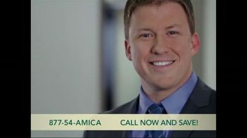 Amica Mutual Insurance Company TV Spot, 'Agent and Client' - Thumbnail 6