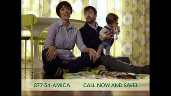 Amica Mutual Insurance Company TV Spot, 'Agent and Client' - Thumbnail 8