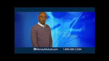 Money Mutual TV Spot For Short Term Cash Featuring Montel Williams - Thumbnail 1